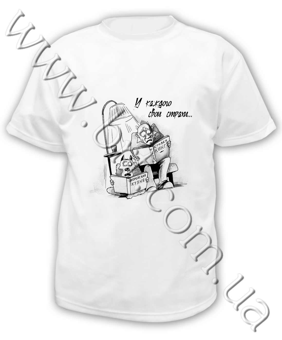 футболки печать термобумагами