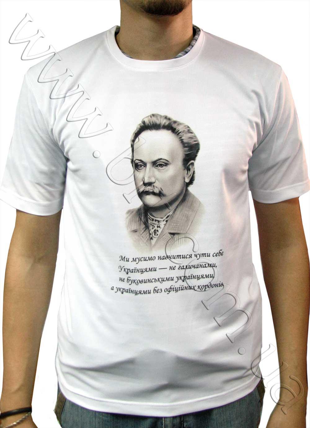 шелкография и футболка с изображением