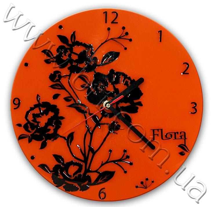 Настенные и настольные часы с логотипом 5e01aed624474