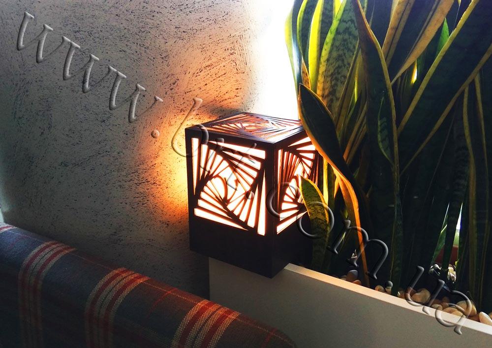 Потолочные люстры с абажуром из ткани в Москве - купить