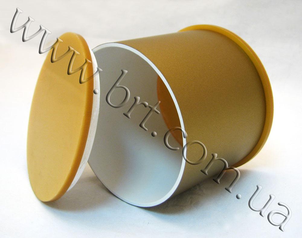 Тубус из пластика производство