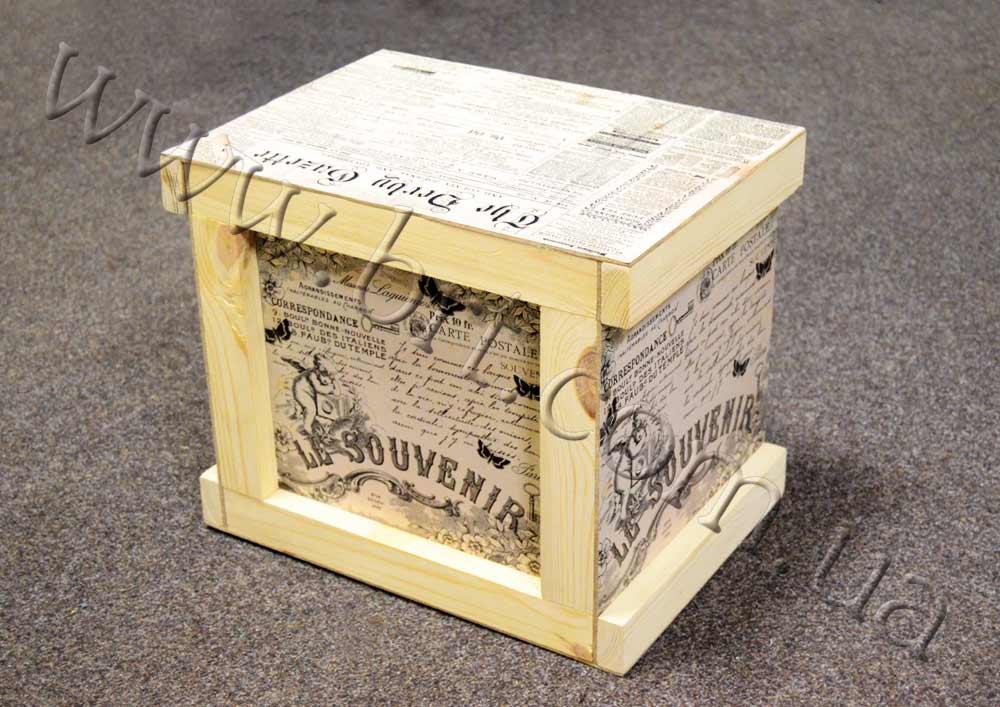 Ящики для подарков своими руками 78