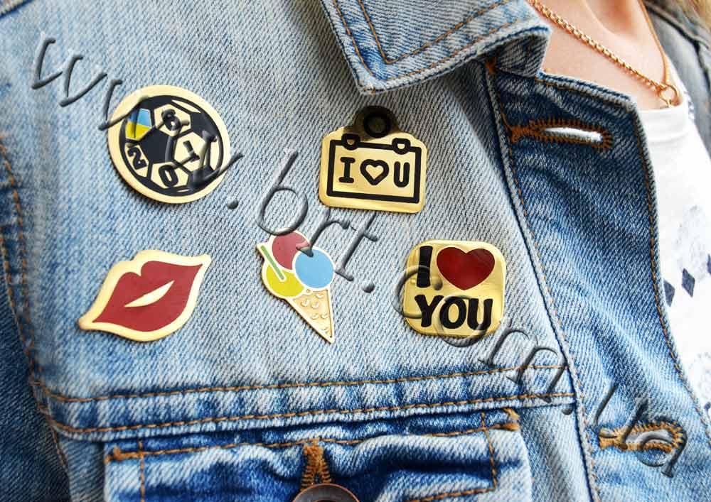 Значки На Одежду Купить