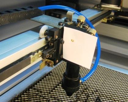 Оптоволоконный лазерный станок своими руками 85