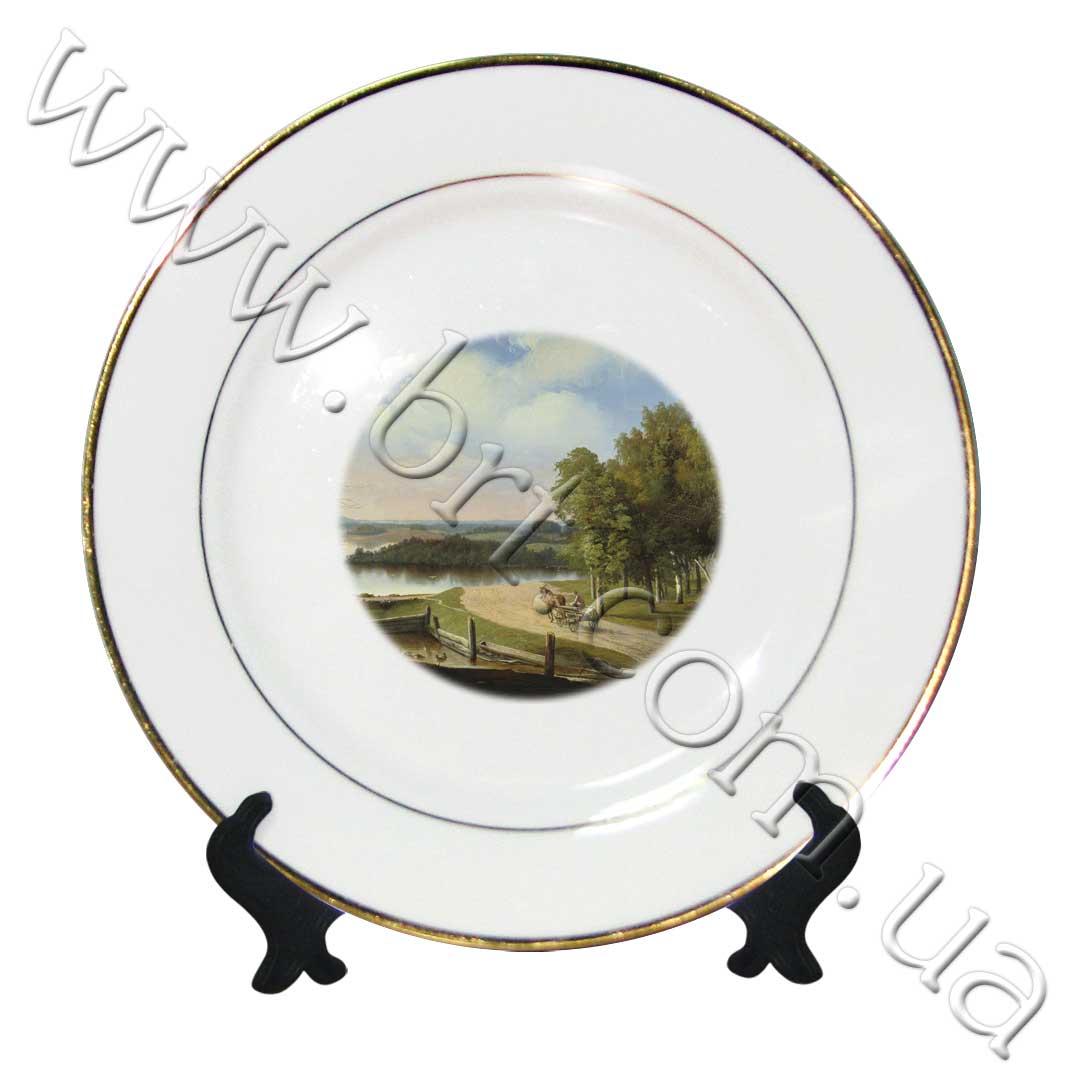 купить тарелку с фотографией